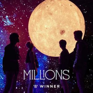 Album MILLIONS from WINNER