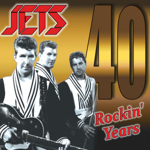 Album 40 Rockin' years from The Jets