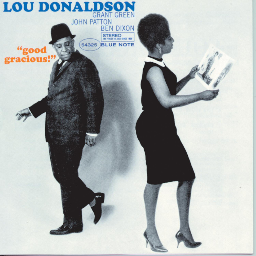 Don't Worry 'Bout Me 1997 Lou Donaldson