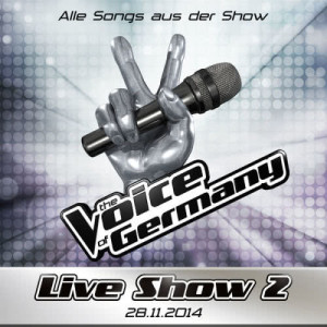 Album 28.11. - Alle Songs aus Liveshow #2 from The Voice Of Germany