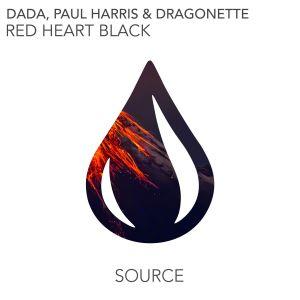 Album Red Heart Black from Paul Harris