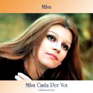 Album Milva canta per voi (Remastered 2021) from Milva