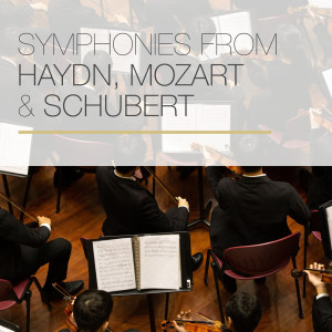 Album Symphonies from Haydn, Mozart & Schubert from Israel Philharmonic Orchestra