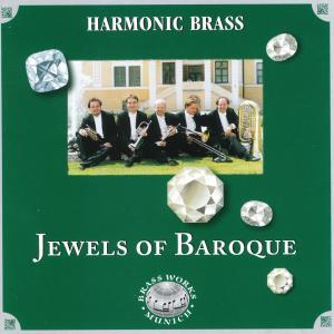 Album Jewels of Baroque from Harmonic Brass München