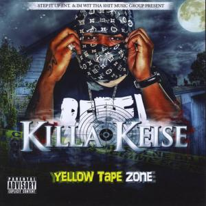 Album Yellow Tape Zone from Killa Keise