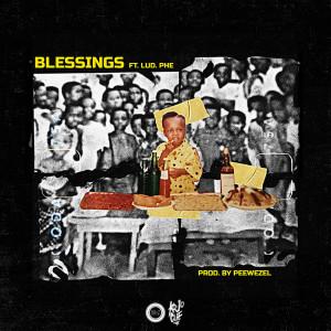 Album Blessings from Ko-Jo Cue
