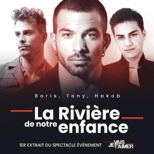 Album La rivière de notre enfance from Tony