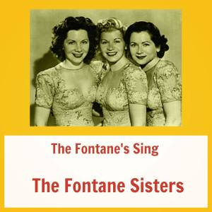 Album The Fontane's Sing from The Fontane Sisters