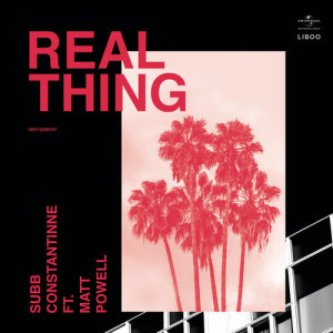 Album Real Thing from Constantinne