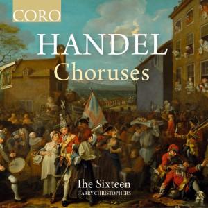 Harry Christophers的專輯Handel Choruses