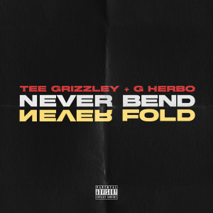 Album Never Bend Never Fold (Explicit) from Tee Grizzley