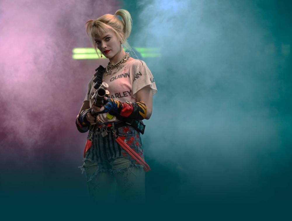 小丑女Harley Quinn失戀大翻身《猛禽暴隊:解瘋小丑女》