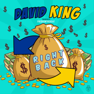 Album Right Back from David King