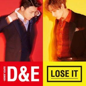Super Junior-D&E的專輯LOSE IT