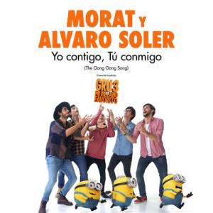 """Listen to Yo Contigo, Tú Conmigo (The Gong Gong Song / El Tema De La Película """"Gru 3 Mi Villano Favorito"""") song with lyrics from Morat"""