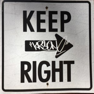 Album Keep Right from KRS-One