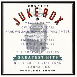 Album Country Jukebox Greatest Hits Volume Two from 群星