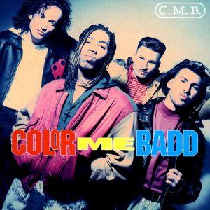 Color Me Badd的專輯C.M.B.