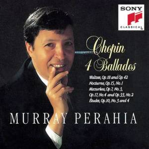 Murray Perahia的專輯Chopin: 4 Ballades & Other Piano Works