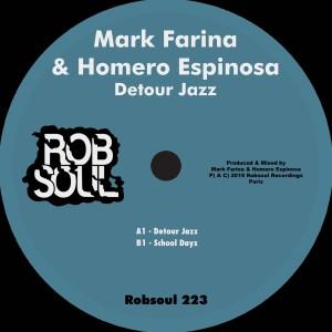 Album Detour Jazz from Homero Espinosa
