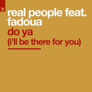 Album Do Ya (I'll Be There For You) from Fadoua