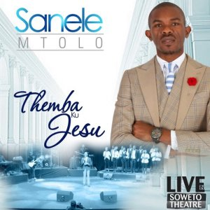 Album Themba Ku Jesu from Sanele Mtolo