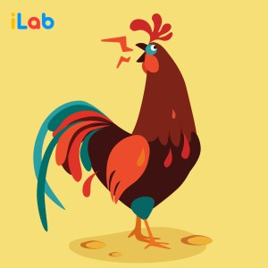 iLab興趣實驗室的專輯Cock-a-Doodle-Doo