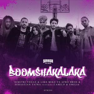 Listen to Boomshakalaka song with lyrics from Camilo