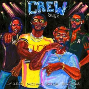 收聽GoldLink的Crew REMIX (Remix)歌詞歌曲
