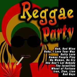 Album Reggae Party from The Jamaican Reggae Stars