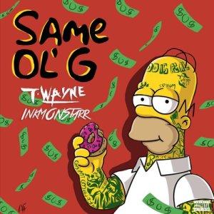 Album Same Ol' G (Explicit) from InkMonstarr
