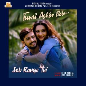 "Sob Range Tui (From ""Tumi Ashbe Bole"") - Single dari Jeet Gannguli"