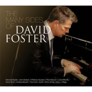 Various Artists的專輯The Many Sides of David Foster