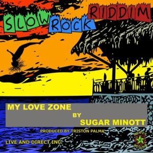 Album My Love Zone from Sugar Minott