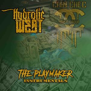Album The Playmaker Instrumentals from Hydrolic West