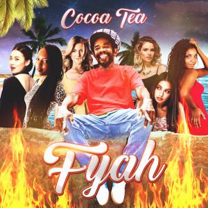 Album Fyah from Cocoa Tea