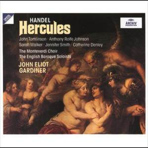 Album Handel: Hercules from Monteverdi Choir