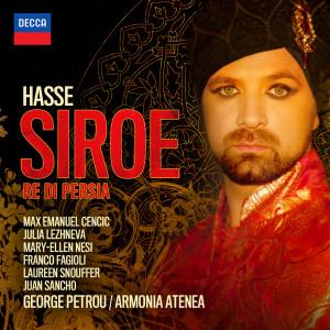 Album Hasse: Siroe - Re Di Persia from Julia Lezhneva
