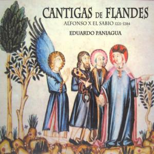 Album Cantigas De Flandes from Eduardo Paniagua