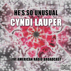 Album He's So Unusual from Cyndi Lauper