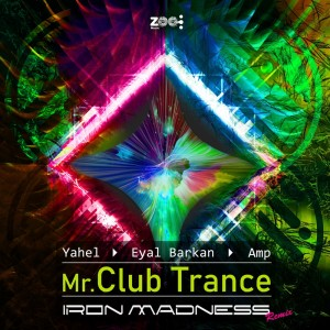 Album Mr. Club Trance from Yahel