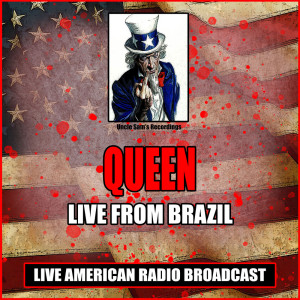 Album Live From Brazil from Queen