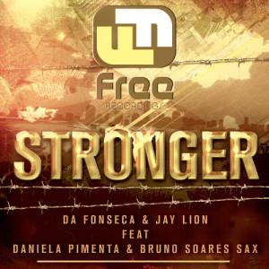 Album Stronger from Bruno Soares Sax
