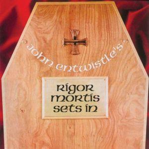 Album Rigor Mortis Sets In from John Entwistle