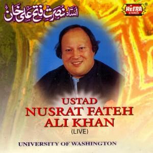 Ustad Nusrat Fateh Ali Khan的專輯University Of Washington (Live)