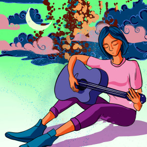 Album Me & My Guitar from Chillhop Music