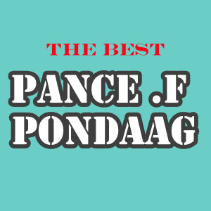 Album The Best from Pance F Pondaag