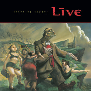 Listen to Lightning Crashes song with lyrics from Live