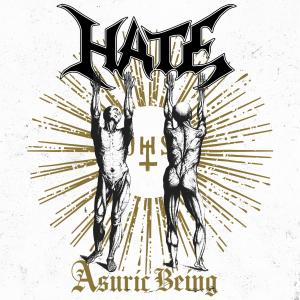 Album Asuric Being (Radio Edit) from HATE