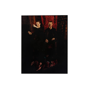 Album Inside The Rose from These New Puritans